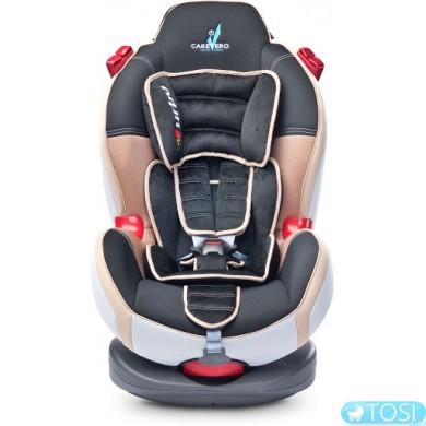Автокресло Caretero SPORT Turbo 9-25 кг