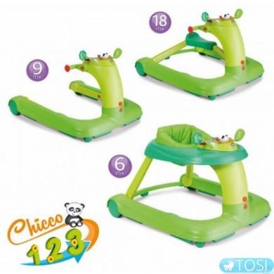 Ходунки 123 Chicco 79415