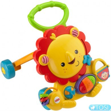 "Ходунки Fisher-Price Y9854 ""Львенок"""