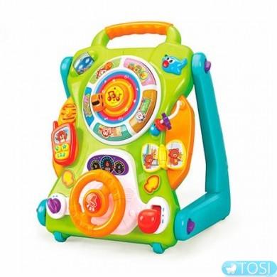 Ходунки-каталка Hola Toys 2107