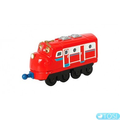 "Паровозик Chuggington  ""Уилсон"""