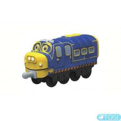 "Паровозик-инженер Chuggington ""Брюстер"""