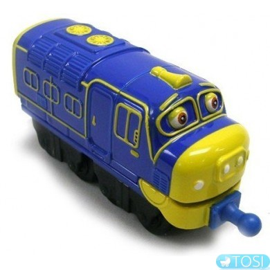 "Паровозик Chuggington ""Брюстэр"""