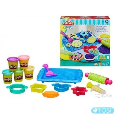 Игровой набор Play-Doh Магазинчик печенья