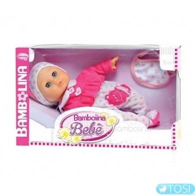 Говорящая кукла Bambolina Малышка Флора