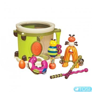 Музыкальная игрушка Battat Парам-пам-пам