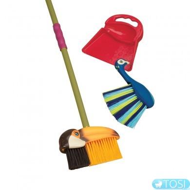 Игровой набор для чистоты Battat Тропики