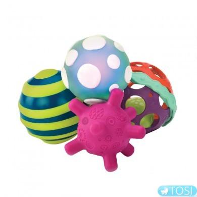 Игровой набор Battat Звездные шарики