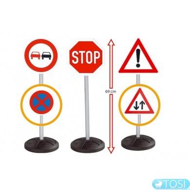 Игровые дорожные знаки Big 1195