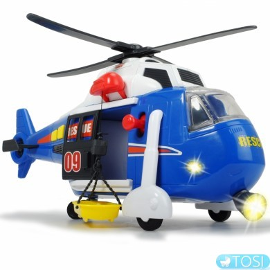 Интерактивный вертолёт Dickie 3308356