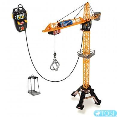 Мега кран Dickie Mega crane 3462412 на д/у
