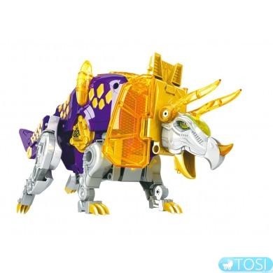Динобот-трансформер Dinobots Трицератопс
