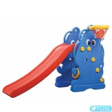 Детский игровой центр – горка Edu-Play Щенок WJ-31615