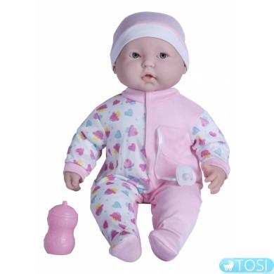 Пупс JC Toys Мечтатель в розовой шапочке, 51 см