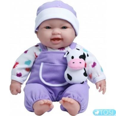 Пупс с коровкой JC Toys 38 см