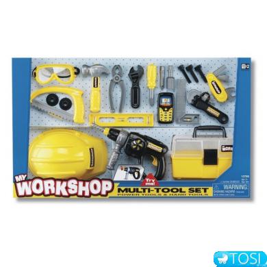 Игровой набор инструментов Keenway K12760