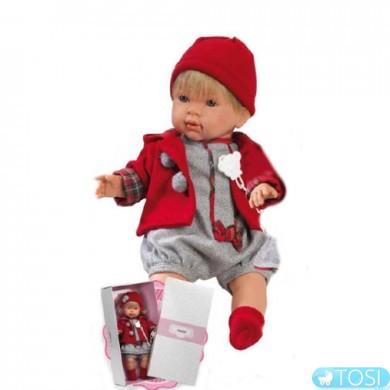 """Llorens Кукла-мальчик """"Александр""""  42107"""