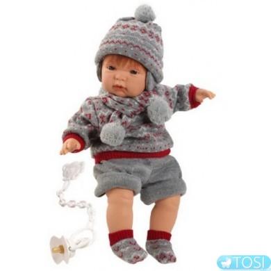 """Llorens Кукла-мальчик """"Люка""""  38273"""