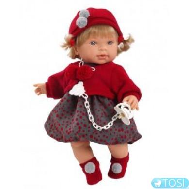 """Кукла LLORENS """"Анна"""" 42102"""