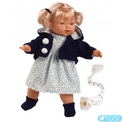 """Кукла LLORENS """"Алиса"""" 33236"""