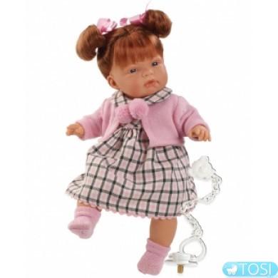 """Llorens Кукла """"Паула""""  38262"""