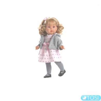 "Llorens   Кукла ""Лаура"""