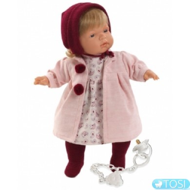 """Llorens  Кукла """"Регина""""  38270"""