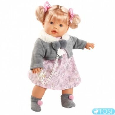 "Llorens  Кукла ""Нина""  48218"