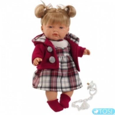"LLORENS  Кукла ""Даниела""  42430"