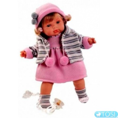 "Llorens  Кукла ""Лидия""  38516"