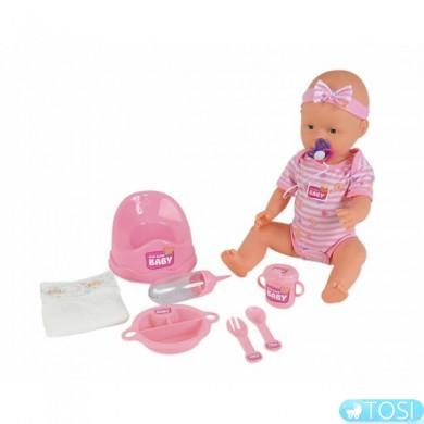 Пупс Simba New Born Baby 10 503 9005