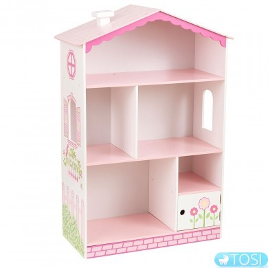 Книжный шкаф KidKraft Cottage Bookcase 14604