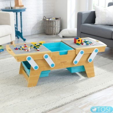Игровой стол для Lego Kidkraft Building Bricks 17512