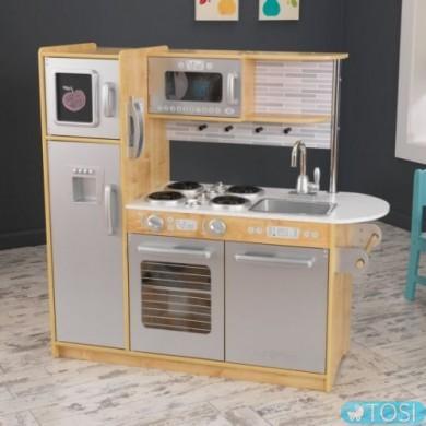 Детская кухня KidKraft  Uptown Natural 53298