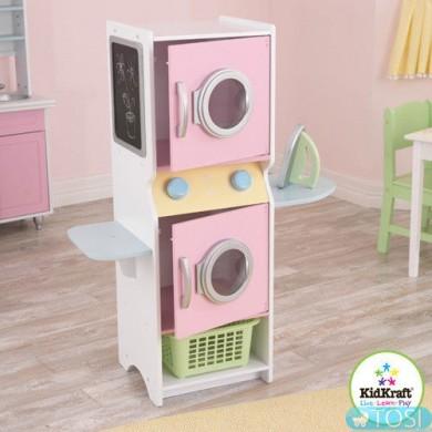 Детская прачечная KidKraft Laundry Play Set