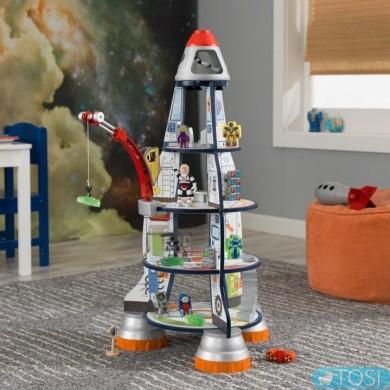 Деревянная космическая ракета KidKraft 63443