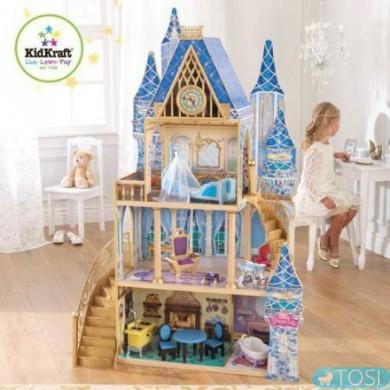 Кукольный домик KidKraft Cinderella 65400