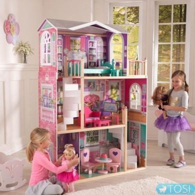 Кукольный домик KidKraft Doll Manor 65830