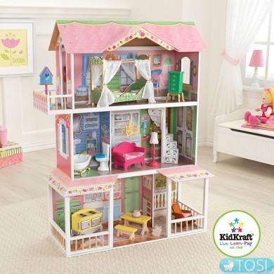 Кукольный домик KidKraft Sweet Savannah 65851