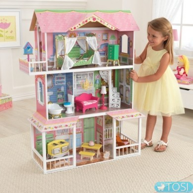 Кукольный домик KidKraft Sweet Savannah 65935