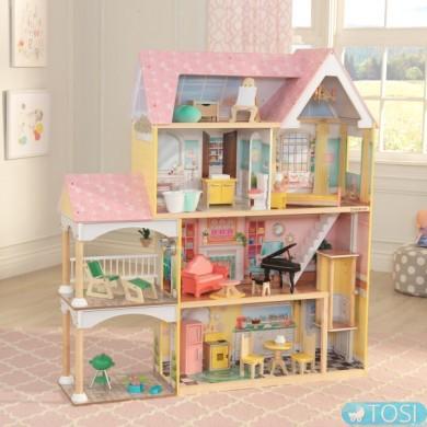 Кукольный домик Lola Mansion KidKraft 65958