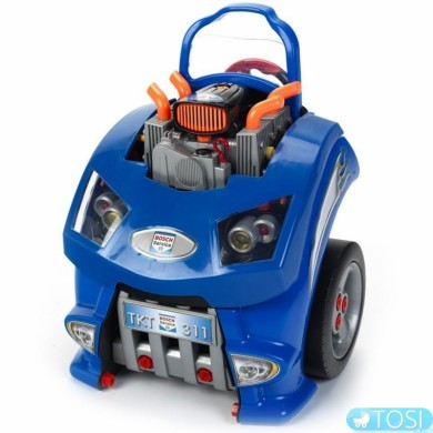 Игровой набор Klein Автосервис Bosch 2851