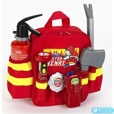Рюкзак набор пожарного Klein 8900