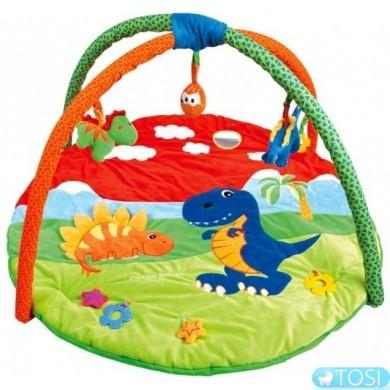 "Развивающий коврик Canpol babies ""Динозавр"""