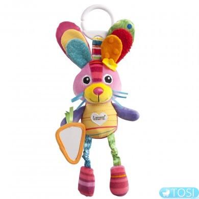 Развивающая игрушка для малышей «Зайка» Lamaze