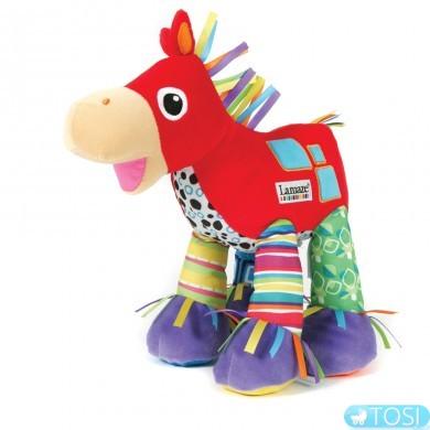 """Развивающая игрушка для малышей """"Лошадка"""" Lamaze"""
