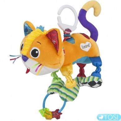 """Развивающая игрушка для малышей """"Котенок"""" Lamaze"""