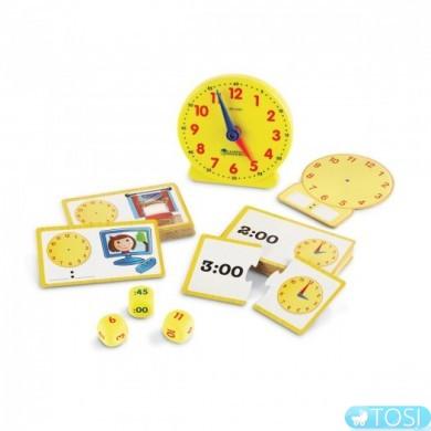 Обучающая игра Learning Resources Изучай время