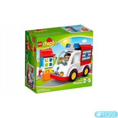 Конструктор LEGO Duplo Скорая помощь 10527