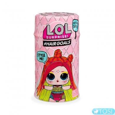 Игровой набор с куклой L.O.L. SURPRISE! S5 W2 Модное Перевоплощение
